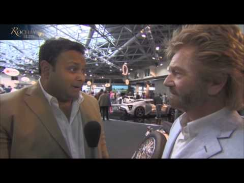 Rochay Elite Interview With Noel Edmonds