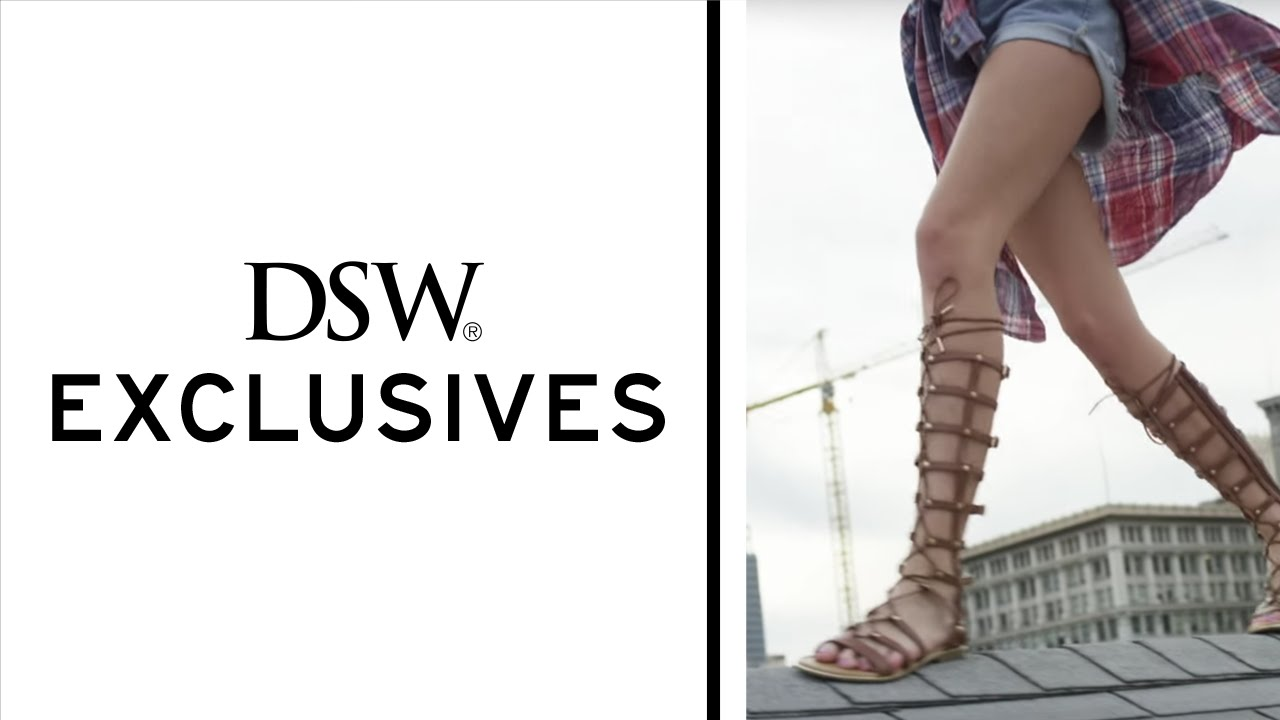 e5732d7830ec Shoe Style Mix No. 6  Tamasi Flat   Glenora Gladiator Sandal - YouTube