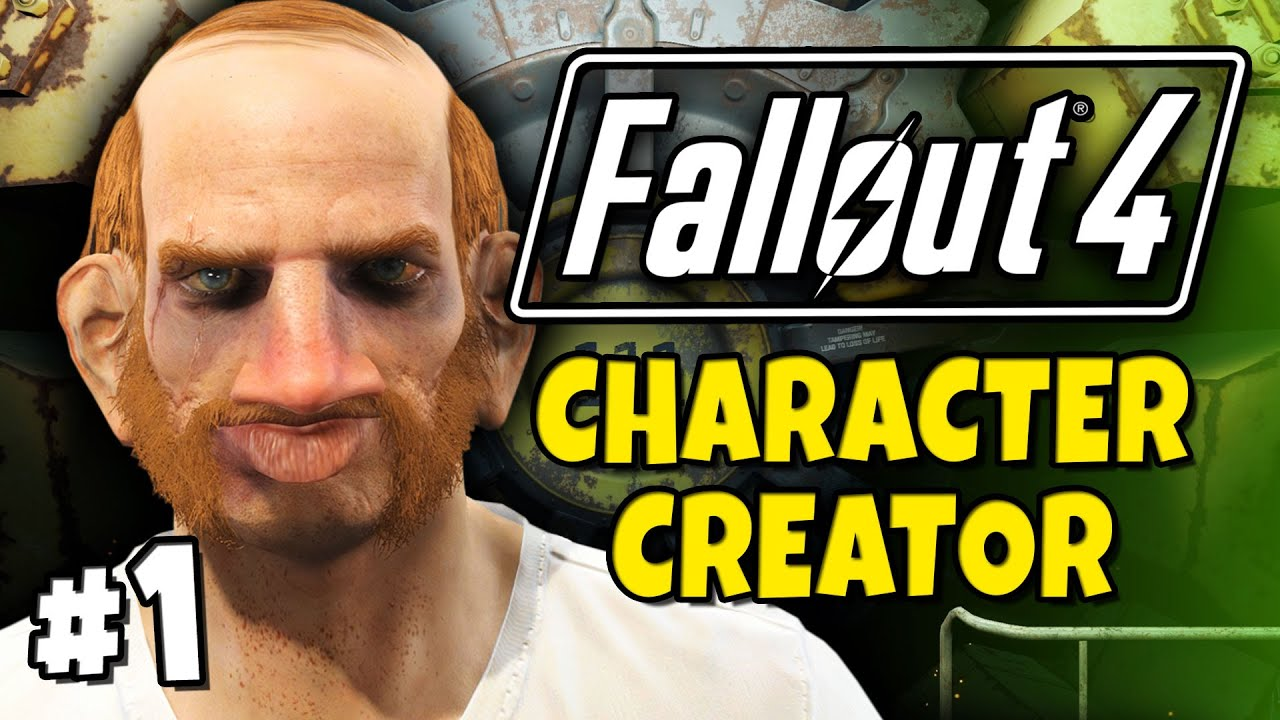 Fallout 4 Character Creations   Know Your Meme