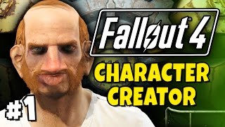 Fallout 4 - Character Creator Vault 111 Contains Spoilers