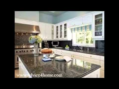 How To Clean White Kitchen Cabinets Youtube