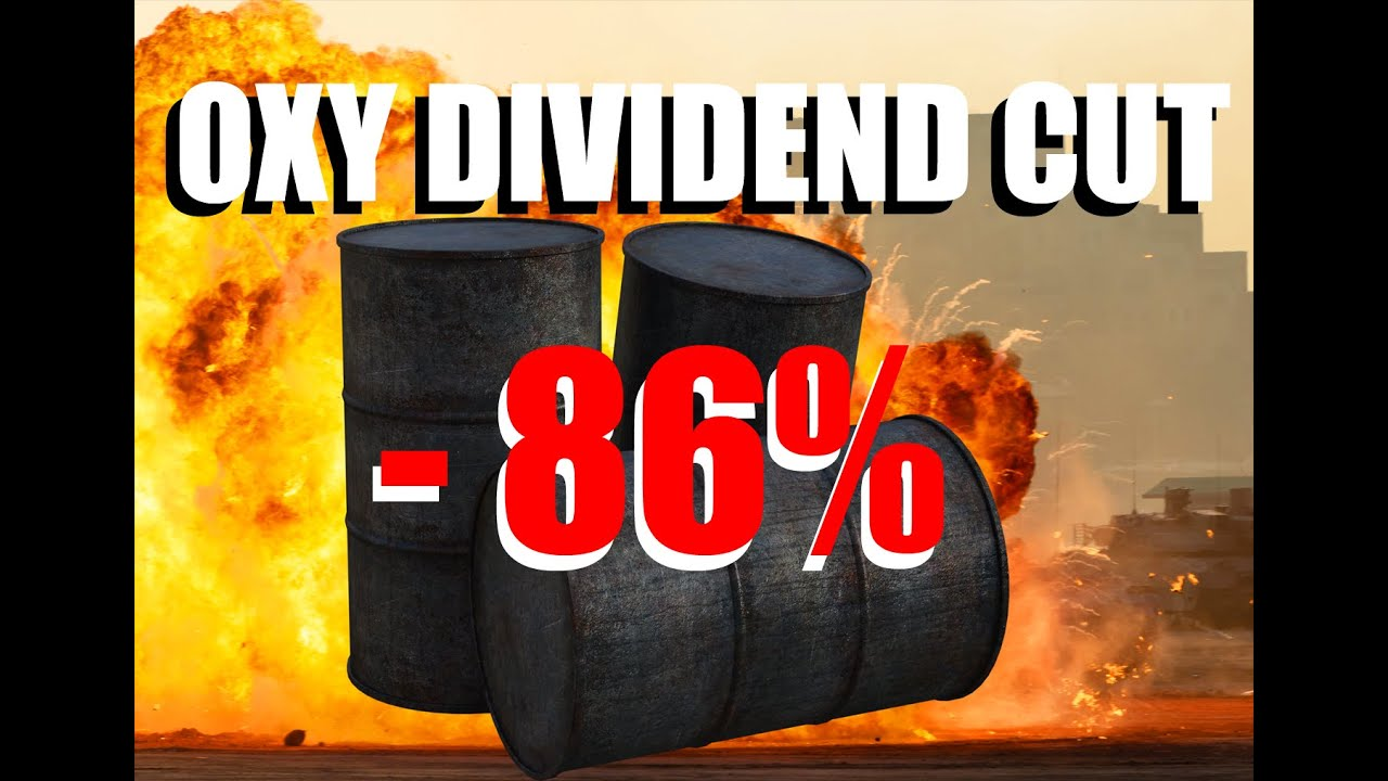 Occidental Petroleum Dividend
