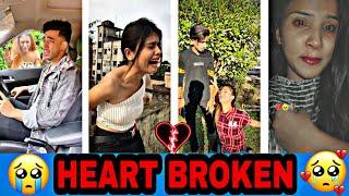 "Sad tiktok video/💔💔/Heart Touching ""Breakup"" 💔😭 Most Emotional Musically Videos//breakup part 148"