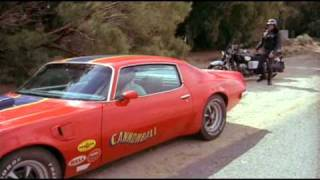 Pontiac Firebird Trans Am - Cannonball (David Carradine)
