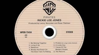 Rickie Lee Jones - We Belong Together (original audio, studio record)