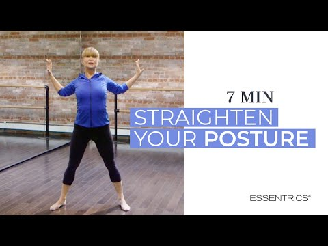 Essentrics Aging Backwards #1 - Straighten Your Posture