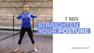Video Essentrics Aging Backwards #1 - Straighten Your Posture download MP3, 3GP, MP4, WEBM, AVI, FLV Juni 2018