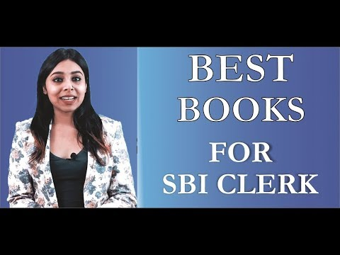 Best Books For SBI Bank Clerk 2019 | Based on Latest Pattern | बेस्ट बैंक क्लर्क 2019 बुक्स