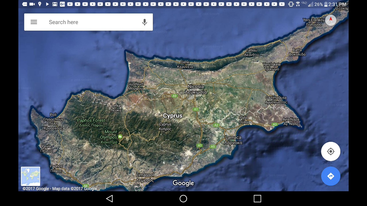 Why cyprus looks like it does google maps episode 3 youtube why cyprus looks like it does google maps episode 3 gumiabroncs Gallery