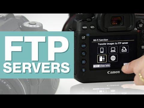 CAMERAS & WIRELESS   How to Setup a FTP Server