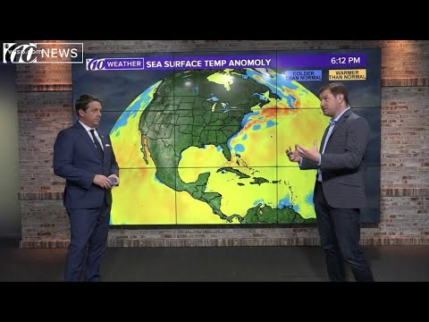 Gulf Stream slowing down, researchers say