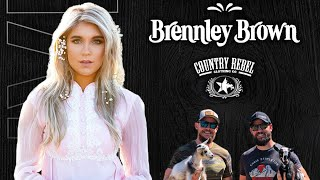 'Country Rebel Live' with Brennley Brown