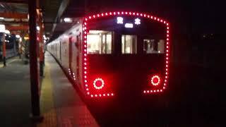 JR九州 821系 入線発車特集