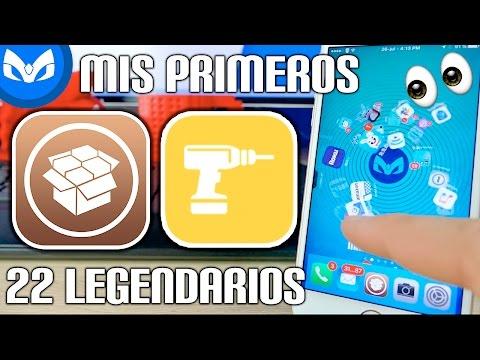TOP 22 PRIMEROS TWEAKS en iOS 9.3.3 #MartesTweaks5 JAILBREAK 9.3.3