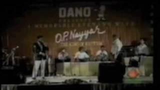 "Dr. Nag Rao Presents O P  NAYYAR LIVE IN CONCERT  ""Zara Haule Haule Chalo Meri Sajna.."""