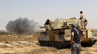 داعش يتراجع في سرت ويخسر مواقع رئيسية