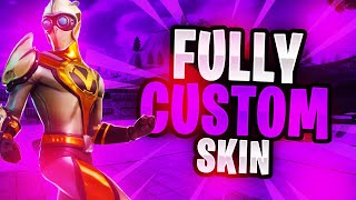 FORTNITE HOW TO GET FULLY CUSTOM SKINS! *WORKING NOW*