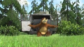 Маша и Медведь - Будьте здоровы! (Трейлер 4)