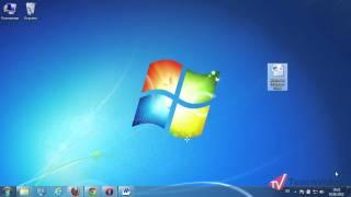 Как свернуть все окна в Windows 7
