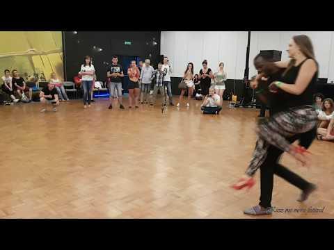 Crazy semba show tricks // Oncle Kani & Ela Kiseur // Kizz Me More 2017