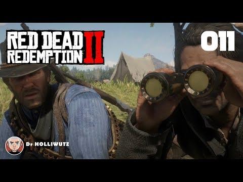 Red Dead Redemption 2 gameplay german #011 - Die Ersten werden die Letzten sein - Let's play RDR2