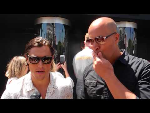 The Gifted Stars Blair Redford and Coby Bell On Who'd Win  Avengers or XMen