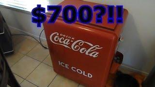 My Coca Cola Machine Repair