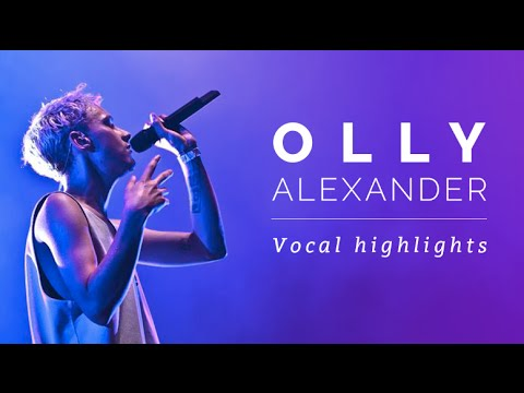 Olly Alexander  Vocal Highlights