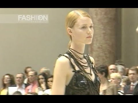 EMANUEL UNGARO Fall Winter 1998 1999 Haute Couture Paris - Fashion Channel