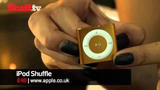 Top Xmas Gifts - Apple iPod Shuffle 2010