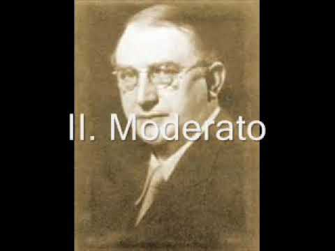 Eduard Künneke: Piano Concerto No. 1 in A-flat Major, Op. 36