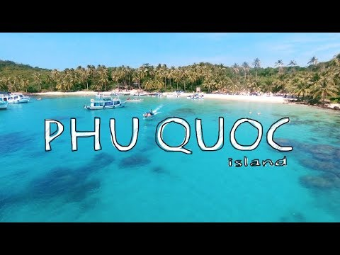 Vietnam travel - Phu Quoc Island  - One most beautiful beaches in the world