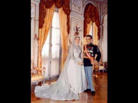 Princess Grace and Prince Rainier - YouTube