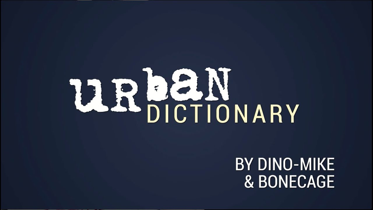 Urban dictionary parody to we didn 39 t start the fire by for Start dictionary