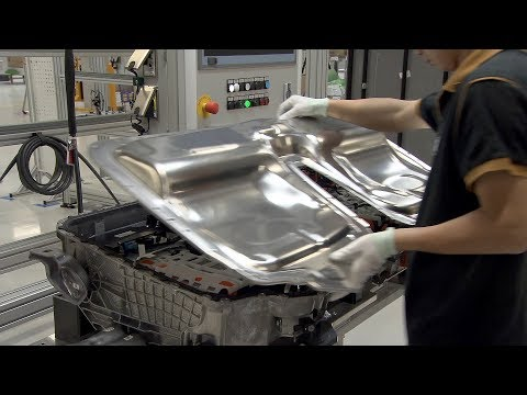 BMW Brilliance Automotive Shenyang, Production of high voltage batteries