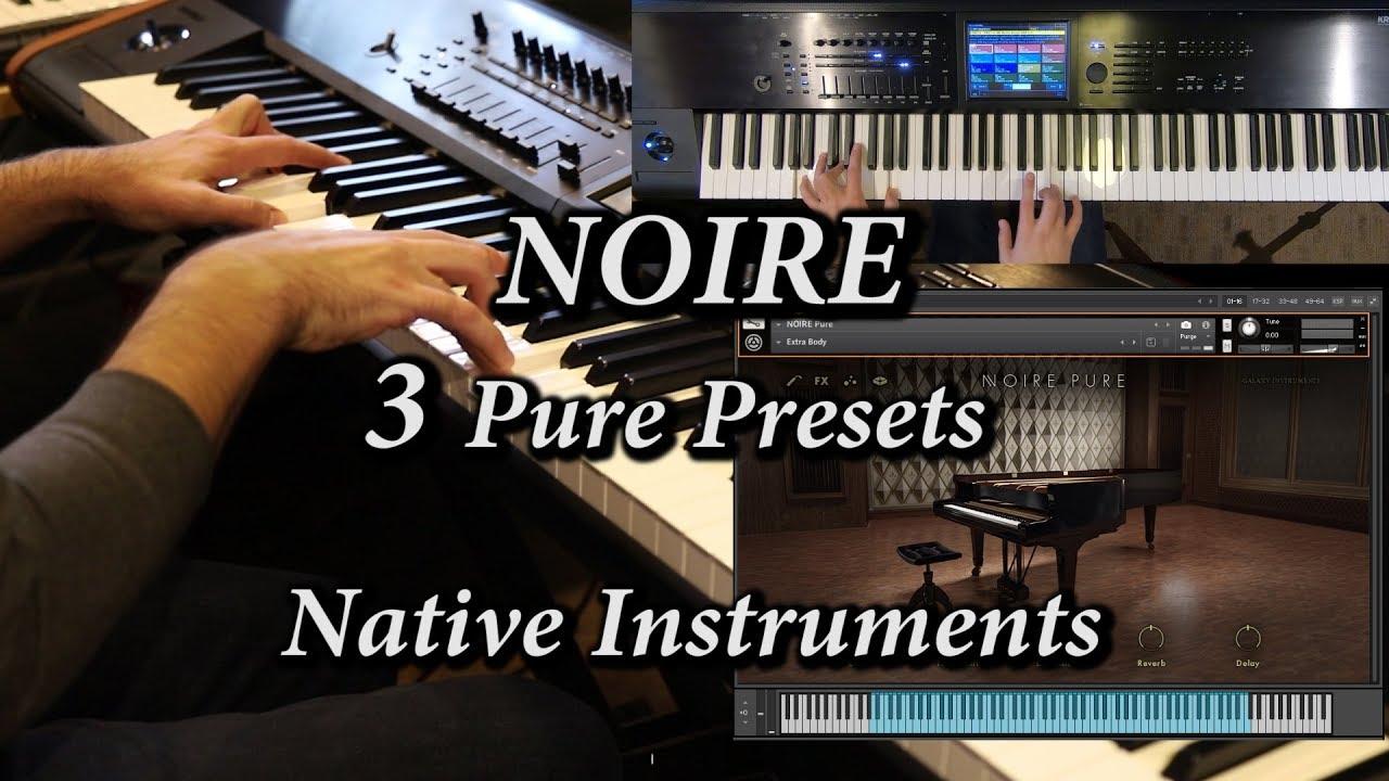 Native Instruments introduces NOIRE - Page 2 - Gearslutz