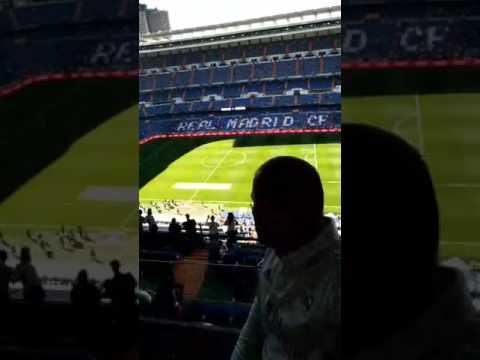 Our Fan Club Leader In Santiago  Real Vs Eibar
