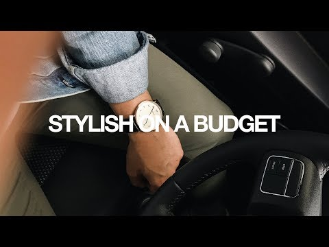 HOW TO LOOK STYLISH ON A BUDGET / SHOPPING HACKS + TIPS & TRICKS