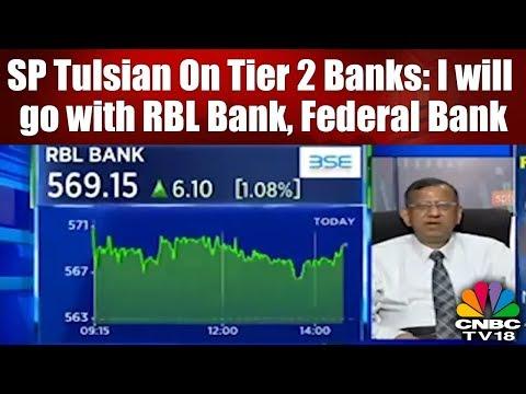 SP Tulsian On Tier 2 Banks: I will go with RBL Bank, Federal Bank, DCB Bank & Karnataka Bank
