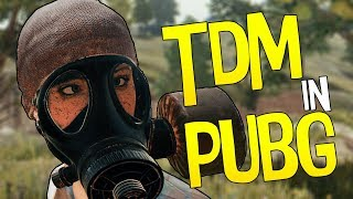 TDM IN BATTLEGROUNDS | NEUER SPIELMODUS