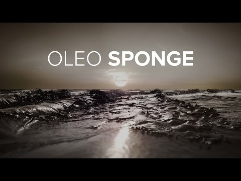 Oleo Sponge: A Revolution in Oil Spill Cleanup