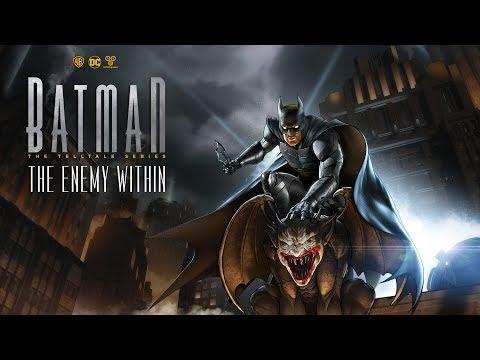 Batman: Враг внутри #10