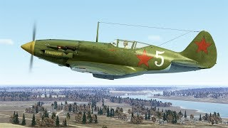 MiG-3, The Disobedient Stallion.