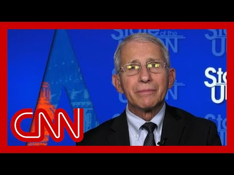 Dr. Fauci pleads for increased vaccination rates: They are safe and highly effective