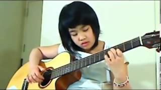 Một cỗi đi về - Cô gái chơi ghita rất hay