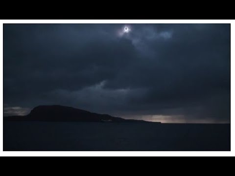 Total Solar Eclipse Corona - Faroe Islands 2015