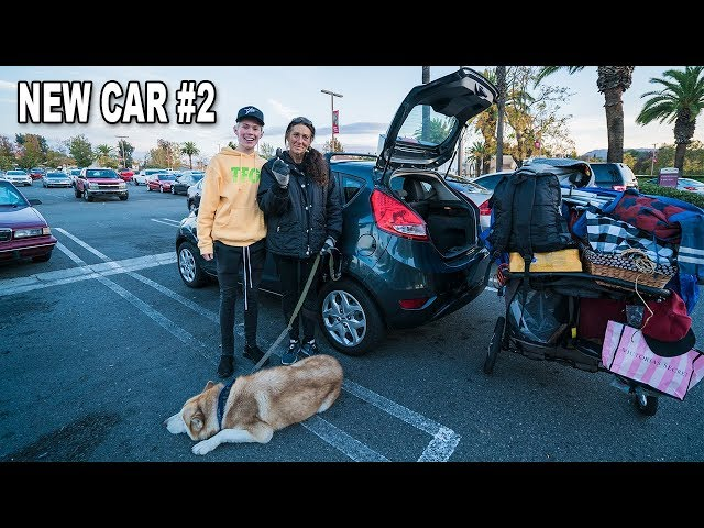 First To Give Stranger New Car Wins $10,000 - Challenge