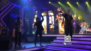 Anugerah Blokbuster 2 - Zizan ft. Kaka - Bawaku Pergi