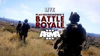 ARMA 3 Battleroyale - Two times on second place :(