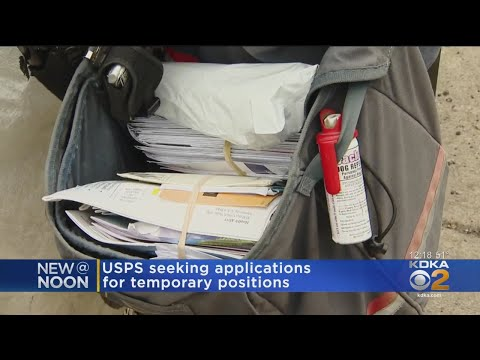 USPS Seeking Application For Temporary Positions